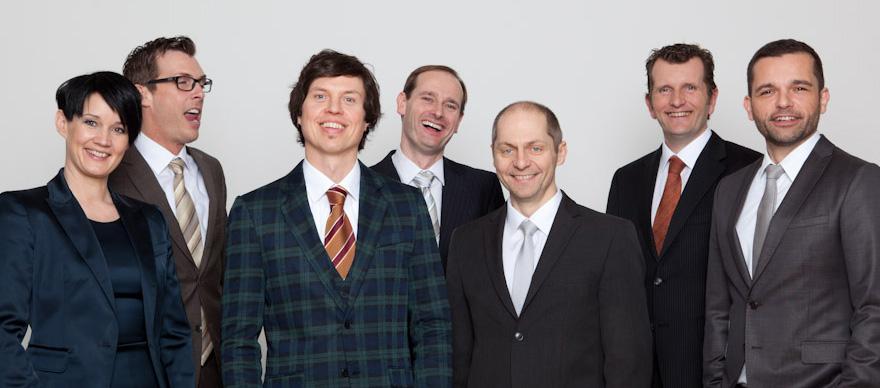 BPC Bornemann & Partner Consulting GmbH - Team & Individuum